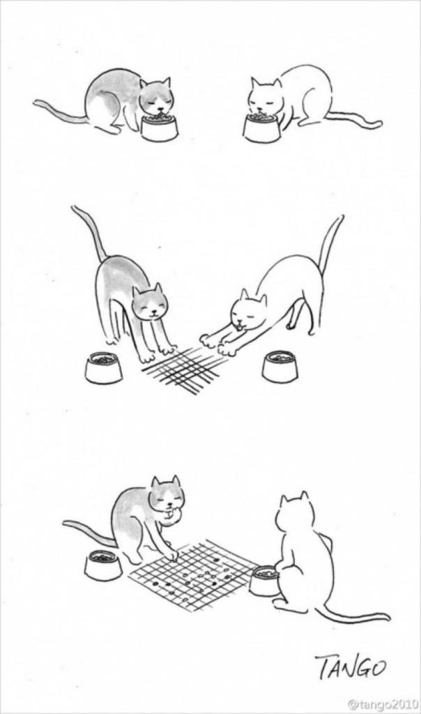 Веселые картинки для рисования 8